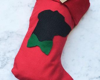 Dog Christmas Stocking - Personalized - Custom