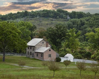Gettysburg - Farm and Little Round Top