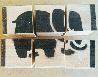 Children's Block Puzzle