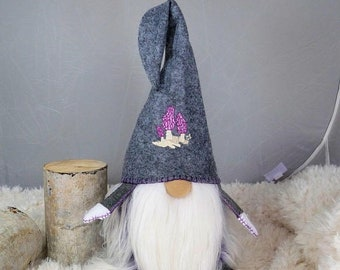 REDUCED Handmade Woodland Gnome/Tomte/Nisse