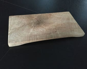 Tiger Maple Charcuterie Board