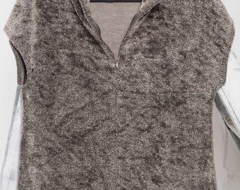 TRU fluffy sweater size 38