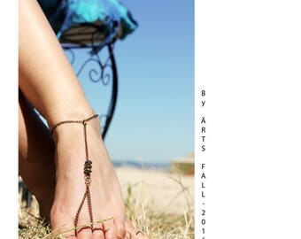 Bracelet anklet by #1 ARTS