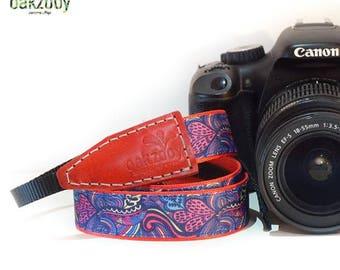 Camera Strap / Vellvet Strap