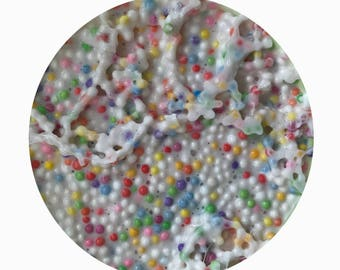 Rainbow dip'n'dots