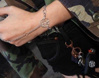 CELESTIAL hand chain