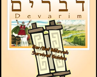 Bar/Bat Mitzvah Survival Guides: Weekly Portions from the Book of Deuteronomy