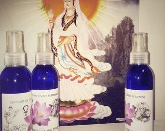 Support of the Divine Feminine Flower Essence