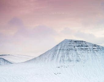 Brecon Beacons Winter Snow Sunrise