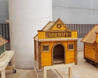 Kennel for Dogs 107cm