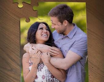 Photo Puzzle, Customized puzzle, Personalized puzzle, Custom Jigsaw Puzzle