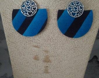 Boss sea earrings