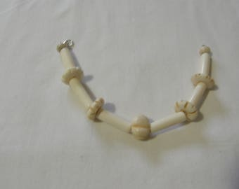 Hand crafted Bone bracelet