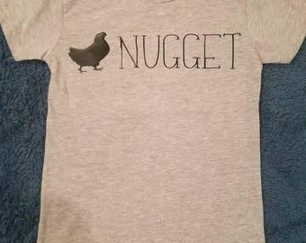 Chicken Nugget Children's T Shirt or Onesie