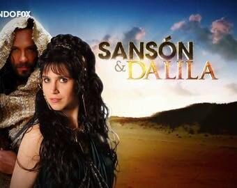 Sanson Y Dalila . Telenovela Brazileña 12 Dvds..