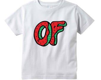 Odd Future Watermelon Graphic Tshirt