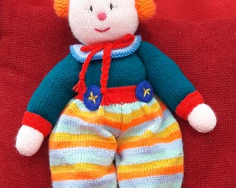 Buttons the Clown (Jean Greenhowe)