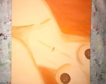 BEAUTY, MARKS_orange