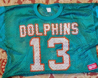 Vintage Miami Dolphins Practice Jersey Dan Marino