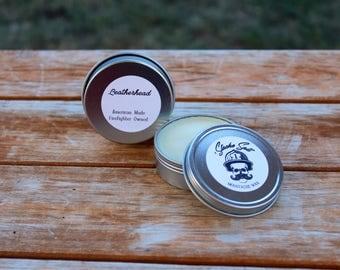 Mustache & Beard Wax-Leatherhead- Medium Hold