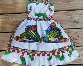 Caterpillar dress #3