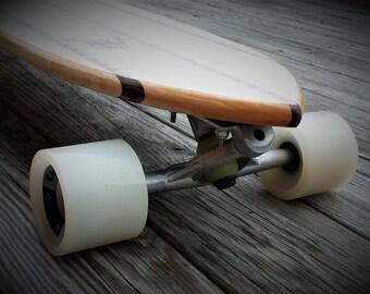 Alchemy wwx #2 longboard hardwood skateboard