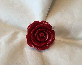 Small rose ring