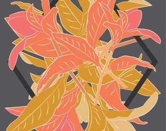 Flora #2 print