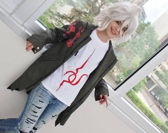 Hand Painted Nagito Komaeda Shirt