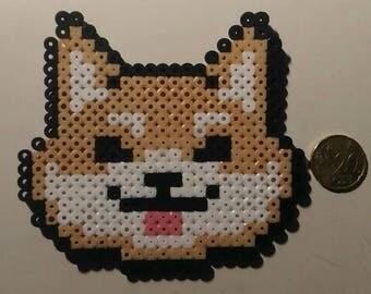 The beads of Shiba Inu