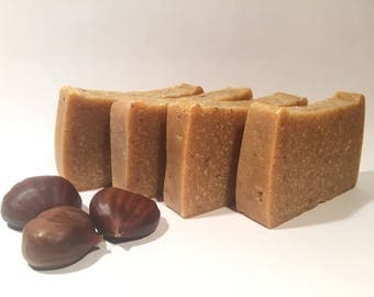 Horse chestnut hand-boiled natural soap