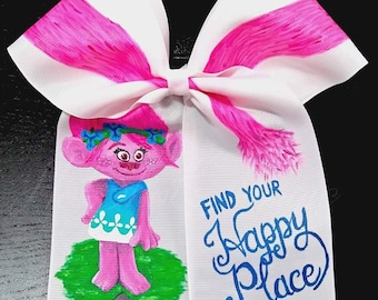 Find Your Happy Place Bow