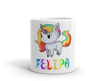 Felipa Unicorn Mug