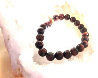 Bull's eye bracelet
