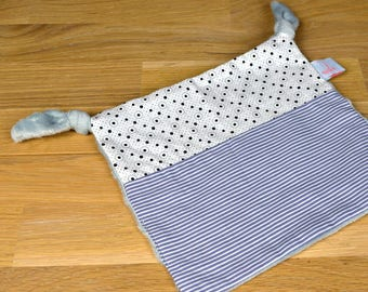 Flat plush
