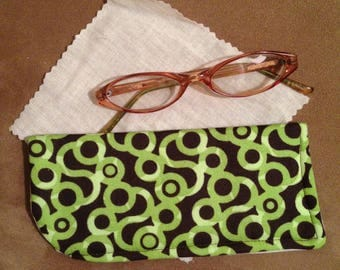 Women Eyeglass Case/ Eyeglass Case