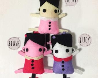 Chic'Gal series plush