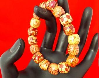 Woven Baskets Bracelet