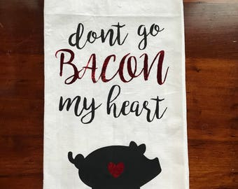 Customized Kitchen Towels