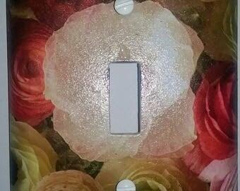 Decorative switch plate