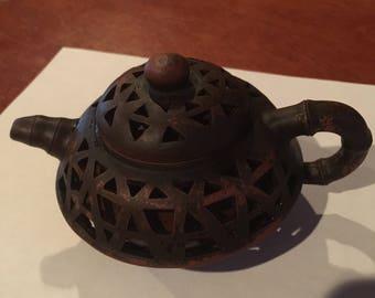 Old Chinese Tea Pot