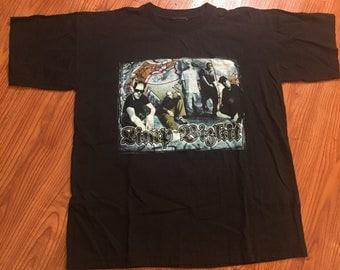 Vintage 90s Limp Bizkit T Shirt
