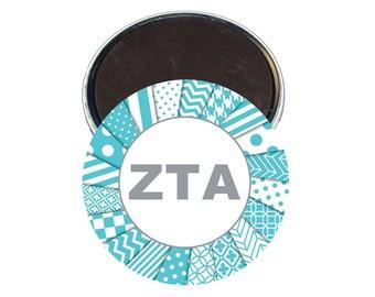 Zeta Tau Alpha Magnet