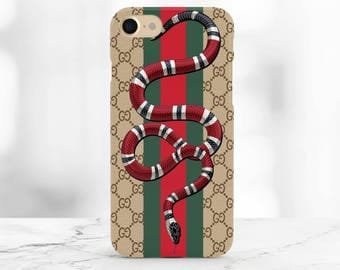 Gucci iPhone 8 Case Gucci Snake iPhone 8 Plus Case Gucci iPhone 7 Case Gucci Red Snake iPhone Case Samsung S8 Plus Gucci Coral Snake Samsung