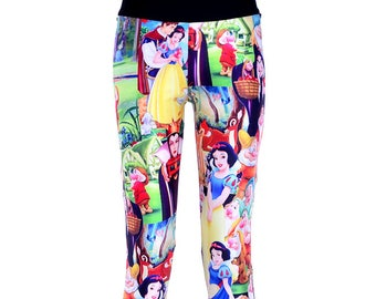 Snow White and the Seven Dwarfs Adult Leggings