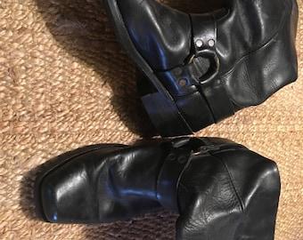 frye boots 12
