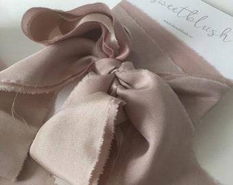 Bouquet Set Mauve Beige