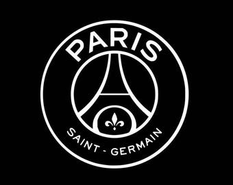PSG Badge Decal