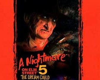 A Nightmare on Elm Street - The Dream Child (Audio Cassette)