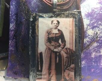 Harriett Tubman Pendant